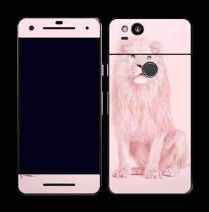 Rosa Løve Skin Pixel 2