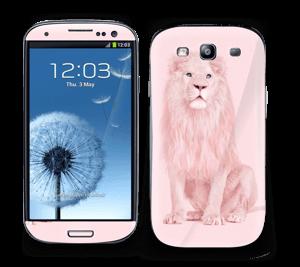 Rosa Løve Skin Galaxy S3