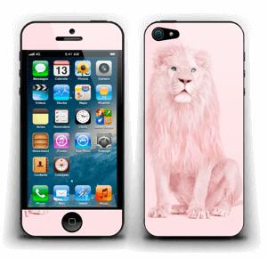 Rosa Løve Skin IPhone 5