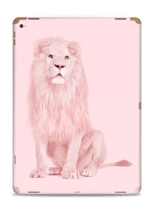 Lion all in pink Skin IPad Pro 12.9