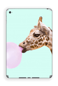 Giraff blåser boble Skin IPad Mini 4