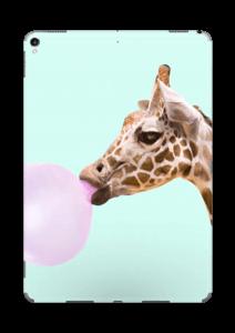 Giraff blåser boble Skin IPad Pro 10.5