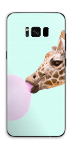 Giraffe Gum Skin Galaxy S8 Plus