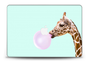 "Giraff blåser boble Skin MacBook Pro Retina 15"" 2015"