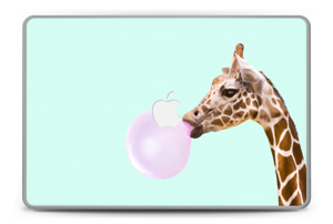 "Giraff blåser boble Skin MacBook Pro 15"" -2015"