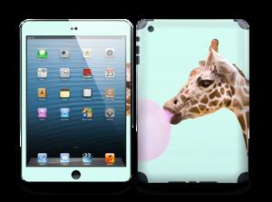 Giraff blåser boble Skin IPad mini 2