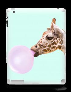 Giraffe bubble Skin IPad 4/3/2