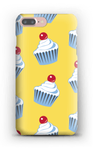 Small cute cupcakes  case IPhone 7 Plus