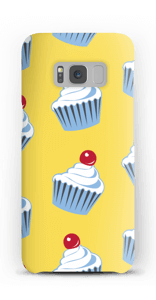 Små herlige muffins deksel Galaxy S8