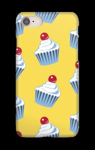 Små härliga muffins skal IPhone 8