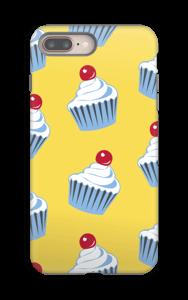 Muffinsit kuoret IPhone 8 Plus tough
