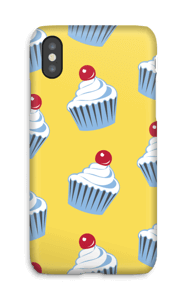 Small cute cupcakes  case IPhone X