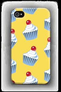 Muffinsit kuoret IPhone 4/4s