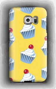 Muffinsit kuoret Galaxy S6 Edge