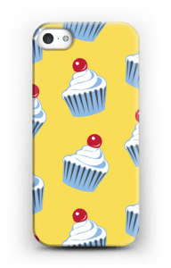 Small cute cupcakes  case IPhone SE