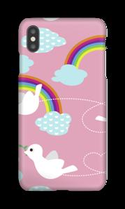 Oiseaux Arc-en-ciel Coque  IPhone XS Max