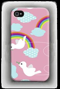 Kyyhkyt kuoret IPhone 4/4s