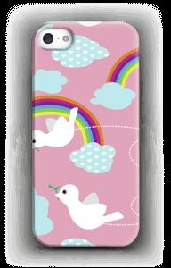 Oiseaux Arc-en-ciel Coque  IPhone 5/5S