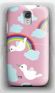 Fredsduer deksel Galaxy S4