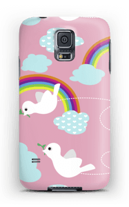 Birds of peace  case Galaxy S5