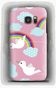 Friedenstauben Handyhülle Galaxy S7