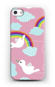 Birds of peace  case IPhone SE
