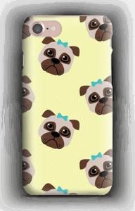 Sad pugs case IPhone 7