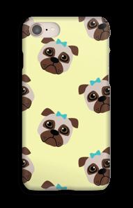 Petits Pugs Coque  IPhone 8