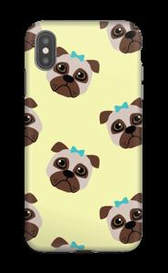 Petits Pugs Coque  IPhone XS Max tough
