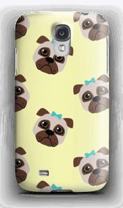 Sad pugs case Galaxy S4