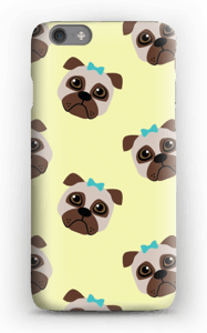 Triste hunde cover IPhone 6s