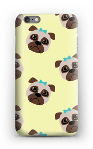Sad pugs case IPhone 6s Plus