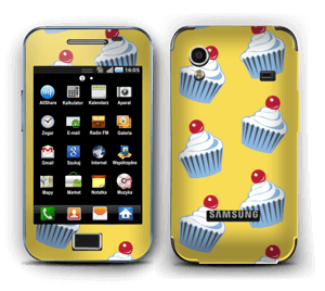 Sweet cupcakes Skin Galaxy Ace