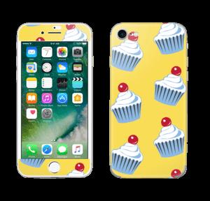 Cupcakes Skin IPhone 7