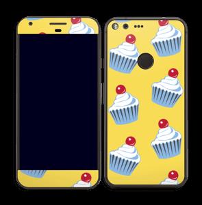 Cupcakes Skin Pixel XL