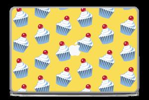 "Cupcakes Skin MacBook Pro 17"" -2015"