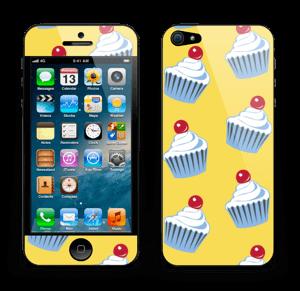 Cute small cupcakes Skin IPhone 5