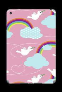 Peace, birds & rainbows Skin IPad Mini 4