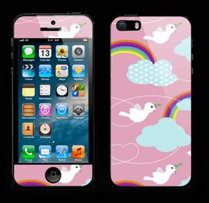 Peace & birds Skin IPhone 5s