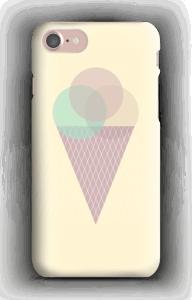 Iskrem gul deksel IPhone 7
