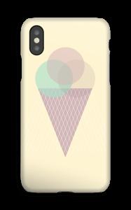 Iskrem gul deksel IPhone XS
