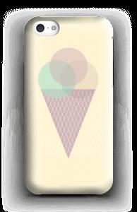 Sunny Yellow Ice Cream case IPhone 5c
