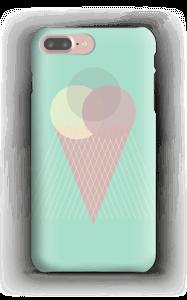 Jäätelö minttu kuoret IPhone 7 Plus