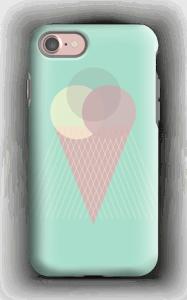 Jäätelö minttu kuoret IPhone 7 tough