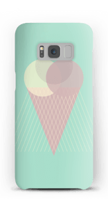 Mint Green Ice Cream case Galaxy S8