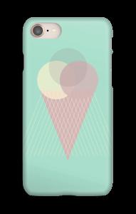 Jäätelö minttu kuoret IPhone 8