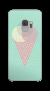 Mintgrünes Eis Handyhülle Galaxy S9