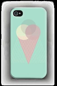 Jäätelö minttu kuoret IPhone 4/4s