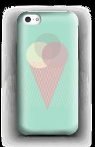 Jäätelö minttu kuoret IPhone 5c