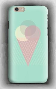 Iskrem mintgrønn deksel IPhone 6